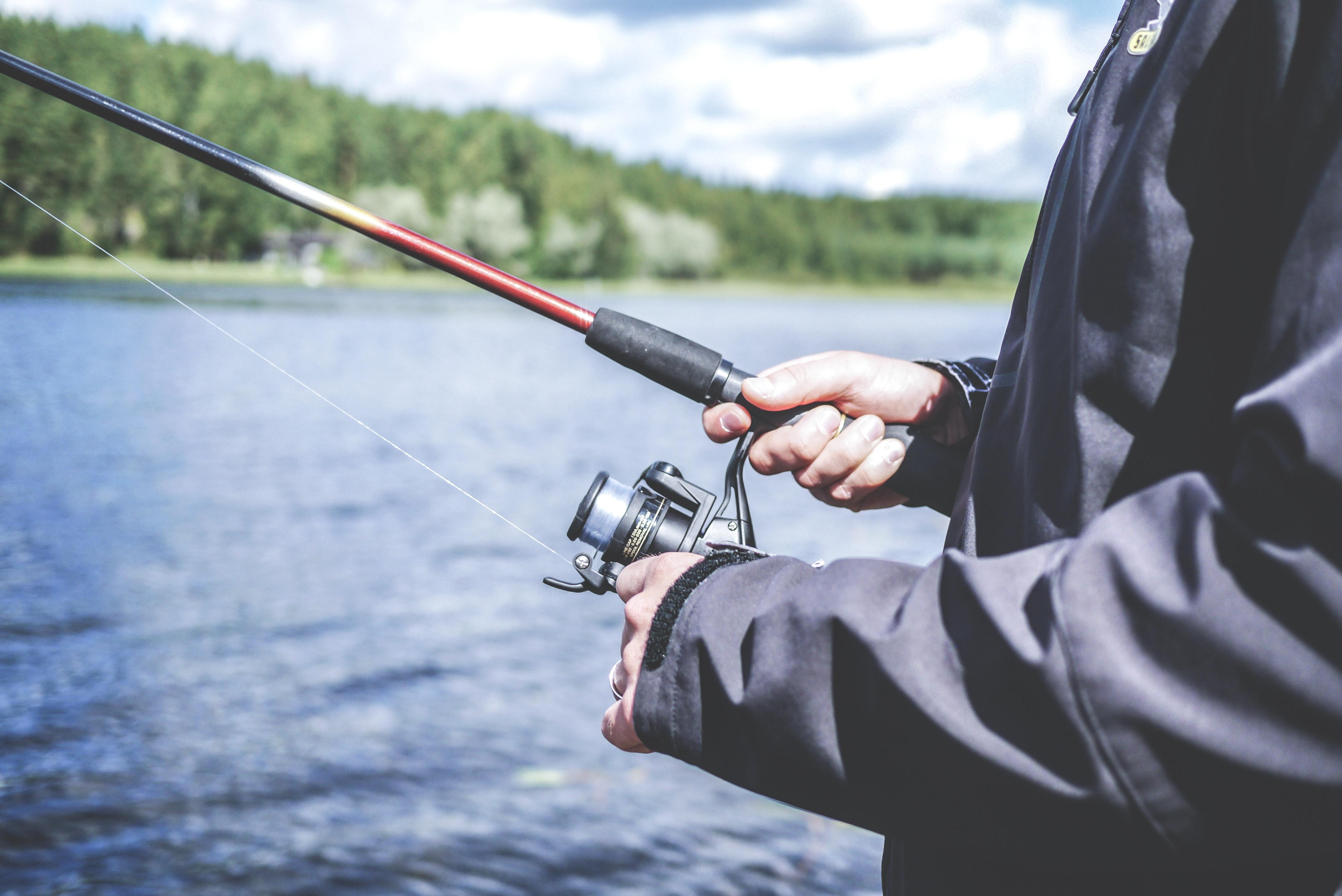 Provfiske i Dansjön och Furen