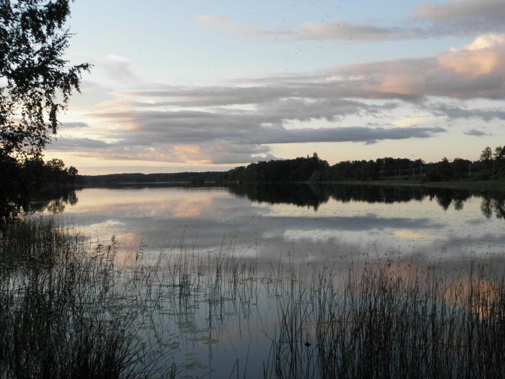 Utsikt över Furen Dansjön